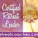 Certified Retreat Leader button
