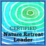 CERTIFIED RETREAT LEADER logo 225X225