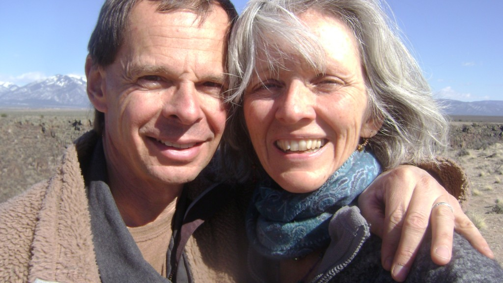 Dave and Helene Van Manen